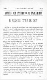 Anales del Instituto de Ingenieros de Chile